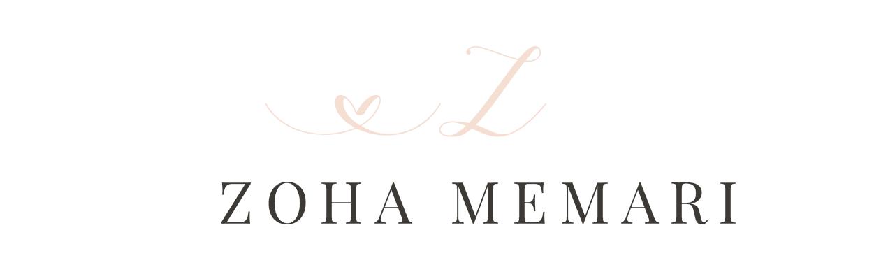 Zoha Memari Blog